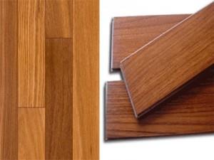 Flooring Lantai Kayu Jati