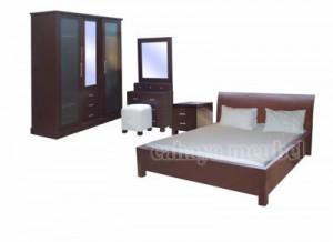 Set Tempat Tidur Minimalis