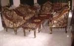 Sofa Tamu Kayu Jati Jepara