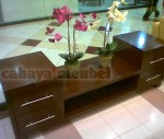 Buffet Tv Minimalis Jati
