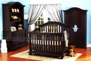 Box Bayi Set Kayu Jati