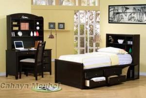 Set Kamar Tidur Anak Minimalis Model Terbaru