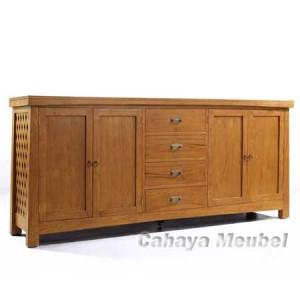 Lemari Laci Minimalis Terbaru Furniture Kayu Jati Jepara