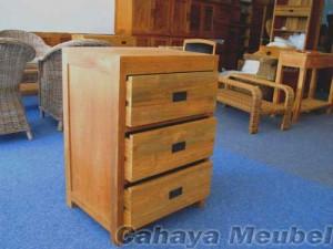 Nakas Minimalis Laci 3 Furniture Jepara