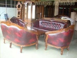 Set Sofa Tamu Jati Mebel Jepara
