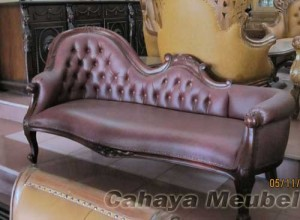 Sofa Santai Klasik Mewah