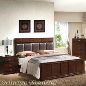 Tempat Tidur Elegant Mewah Jati