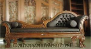 Sofa Lois Elegant Kayu Jati