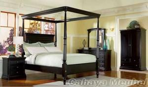 Set Kamar Tidur Klasik Furniture Jepara