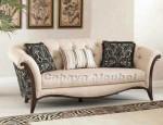 Sofa Elegant Mewah Mebel Jepara