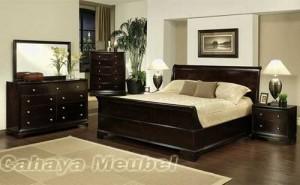 Kamar Set Minimalis Mewah Kayu Jati Furniture Jepara