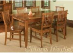 Set Kursi Makan Minimalis Furniture Jati Jepara