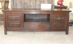 Buffet Tv Minimalis Jati Furniture Jepara