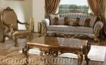 Kursi Tamu Sofa Mewah Klasik Jepara