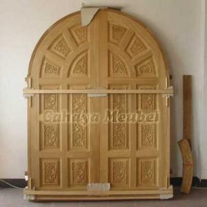Jual Pintu Rumah Mewah Ukir Jepara