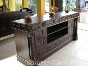 Jual Furniture Bufet Klasik Modern