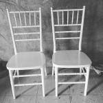 Kursi Tiffani Decort Warna Putih
