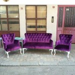 Set Sofa Tamu Mewah Full Jok