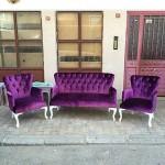 Set Sofa Tamu Mewah Full Jok