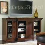 Bufet Tv Modern Kayu Jati