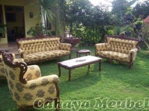 Set Kursi Tamu Sofa