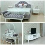 Kamar Set Klasik Duco Putih