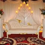Sofa Santai Klasik Duco Putih