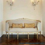 Sofa Bed Klasik Gold Ukir Jepara