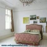 Tempat Tidur Jok Kayu Mahoni Terbaru