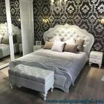 Tempat Tidur Minimalis Mewah Duco Putih