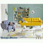 Set Kursi Sofa Minimalis Modern Terbaru