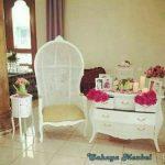 Set Kursi Raffi Ahmad Duco Putih
