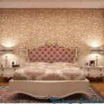 Tempat Tidur Klasik Mewah Putih Duco Jepara