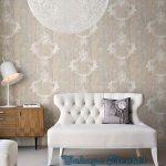 Sofa Modern Retro Putih