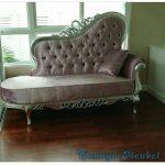 Sofa Mewah Klasik Silver Jepara