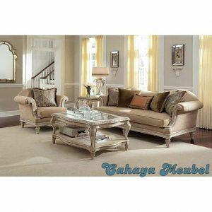 Set Kursi Sofa Tamu Klasik Mebel Duco