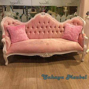 Sofa Santai Klasik Furniture Duco
