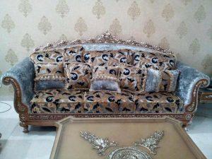 Sofa Tamu Klasik Mewah Mebel Duco Jepara