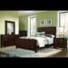 Set Tempat Tidur Minimalis Modern Jati