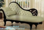 Bangku Sofa Santai Klasik
