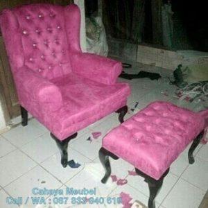 Kursi Sofa Santai Shabbychic
