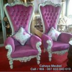 Kursi Sofa Mewah Syahrini Duco