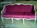 Sofa Ruang Tamu Shabby Duco Putih