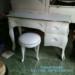 Meja Kantor Klasik Duco Putih