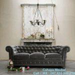 Kursi Sofa Minimalis Chesterfield
